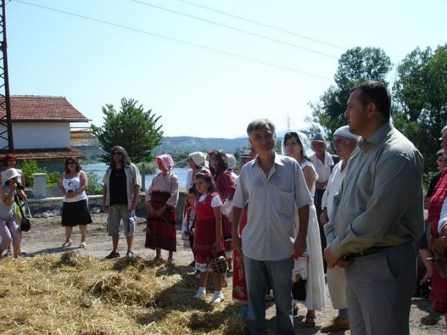 Bread Festival in the village in Rabovo in 2011 (Photo: Iva Tontcheva)