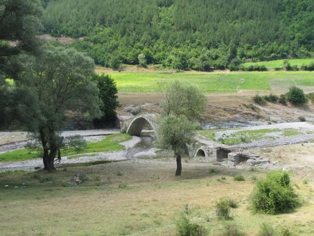 Dazhdovnitsa Bridge near the village of Nenkovo (Photo: Iva Tontcheva)