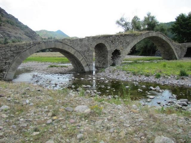 The bridge on Dazhdovnitsa River near the village of Nenkovo (Photo: Iva Tontcheva)