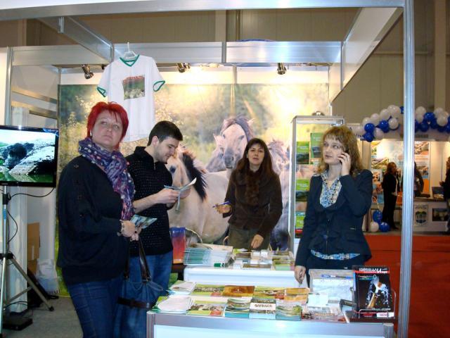 NTG at HOLYDAY SPA&EXPO Sofia (pic. Iva Toncheva)