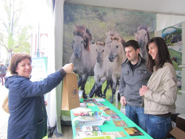 The New Thracian Gold at Green Days 2012 (pic. Iva Tontcheva)