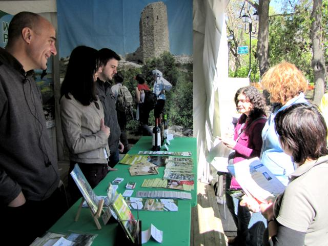 The New Thracian Gold at Green Days 2012 (pic. Mihaela Kircheva)