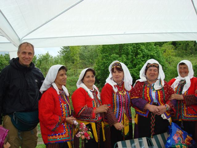 Fantastic Folklore Emsamble of Avren and Frank Zanderink (pic. Iva Tontcheva)