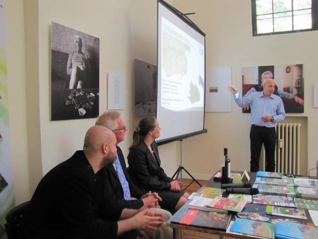 NTG presentation by assoc. prof. Vladislav Popov (pic. Iva Tontcheva)