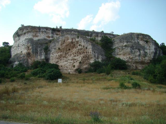 Kovan kaya, near the village of Dolno Cherkovishte (Photo: Stefan Avramov)